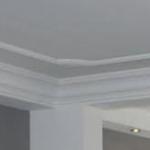 Plafondlijst stucen